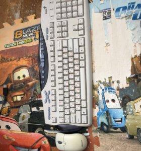 Мышь и клавиатура