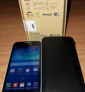 Samsung Galaxy S4mini Duos.