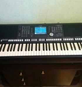 Синтезатор новый привозной Yamaha Psr s 950