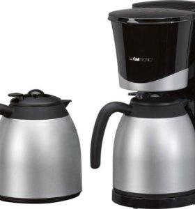 Кофеварка CLATRONIC KA 3328 черный