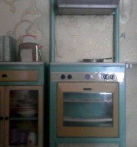 Кухня для куклы