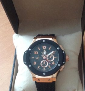 Hublot Часы мужские новые в коробке