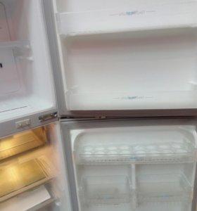 Холодильник samsung no frost, двухкамерный