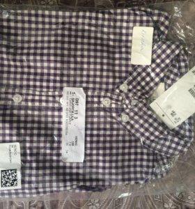 Новая рубашка H&M