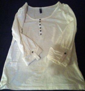 Рубашка-топ