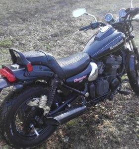Kawasaki eleminator 400