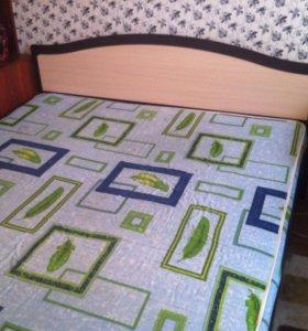 Кровать двухспальная ортопедическая