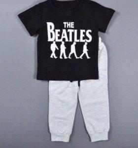 Костюм для мальчика(штаны-футболка)