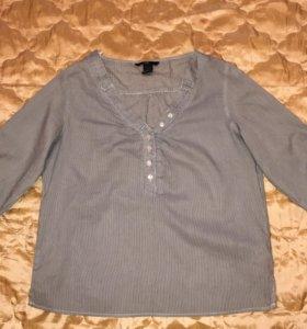 Рубашка H&M блузка/кофта