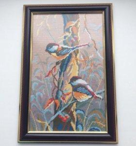 Картина вышивка крестиком
