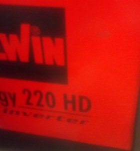 Сварочный аппарат telwin Technology 220