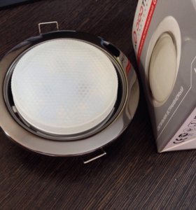 Светильник GX53 H4 + лампочка