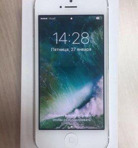 Apple iPhone 📱 5 белый