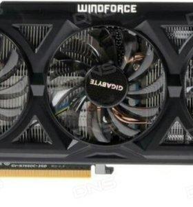 gigabyte GeForce GTX 760 2gb