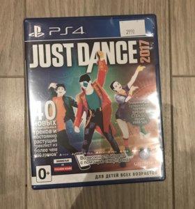 Продам новый лицензионный диск для PS4.