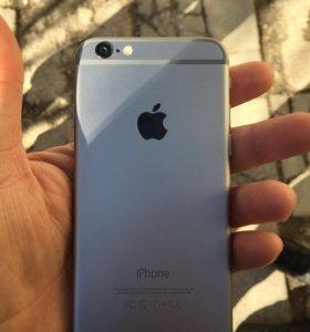 Айфон 6 space gray 16gb