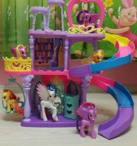 """Игровой набор My Little Pony """"Замок Искорки"""""""