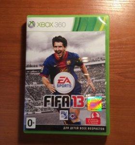 FIFA 13 для Xbox 360