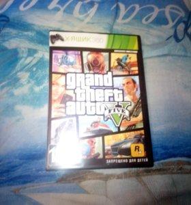 Игра Gta 5 для Xbox 360 прошивка версий 3.0