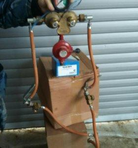 редуктор низкого давления газа