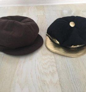 Шляпки-кепочки