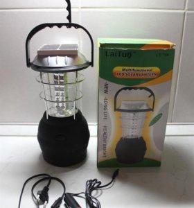 Кемпинговый фонарь светодиодный 36 led