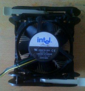 Охлаждения для процессора