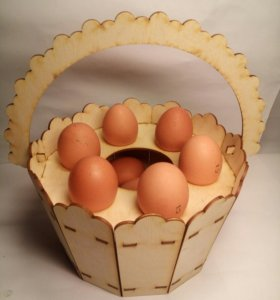 Ведро для яиц