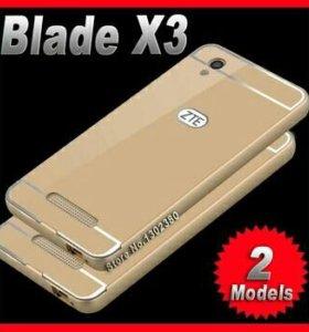 Чехол на ZTE Blade x3
