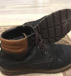 Зимние ботинки 1 сезон
