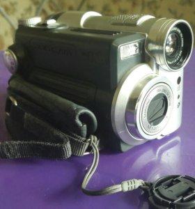 Видеокамера мини кассетная