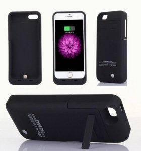 Чехол-аккумулятор новый для iPhone