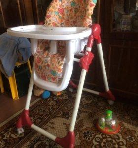 Детский стульчик BABYTON идеальное состояние!!!