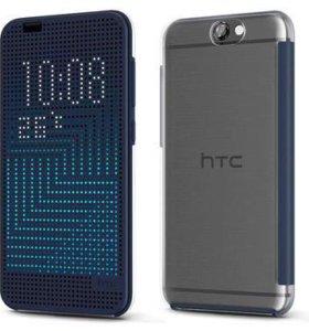 НОВЫЙ Чехол Dot View для HTC One A9