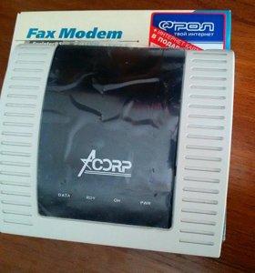 Модем (+факс)