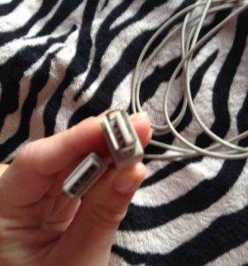 Удлинитель для USB