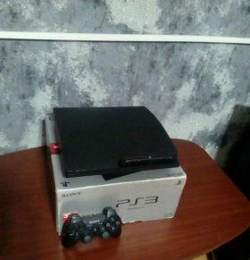 Playstation 3 +7игр