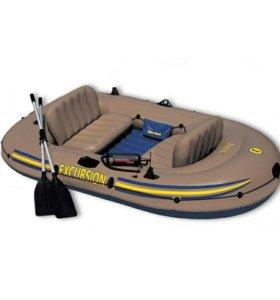 Надувная лодка (новая)