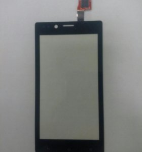 Экран стекло Xperia J