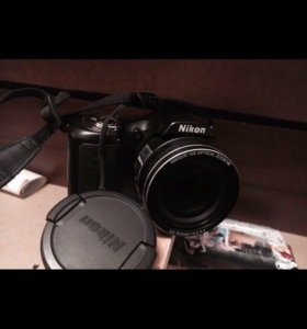 Фотоаппарат ультразум Nikon