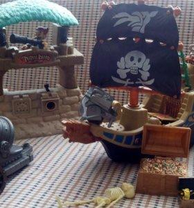 Пиратский форт