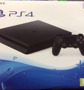 Sony PlayStation 4 (PS4) 500GB slim