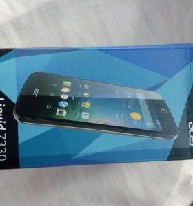 Смартфон Acer z-330 duos
