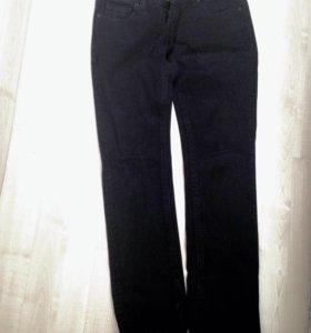 чёрные джинсы 44-46