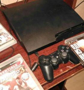 SONY PS3, 320G, лицензия