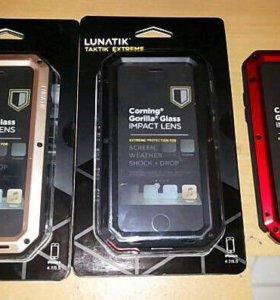 Ударопрочный чехол Lunatik для iPhone 6/6s