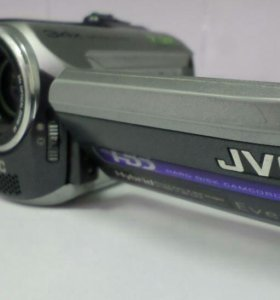 JVC Everio GZ-MG134er