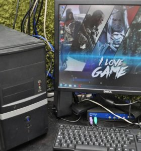 4 ядра 2Gb видеокарта 8Gb ОЗУ - Quad q9550