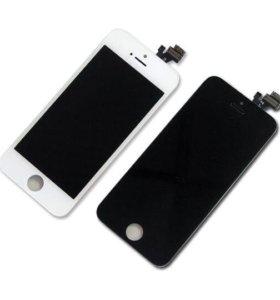 Дисплей на айфон/iPhone 5/5c/5s