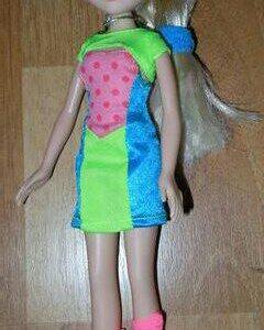 Кукла Moxie Волшебные волосы Эйвери.